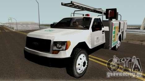 Ford F150 CFE (SA Style) для GTA San Andreas