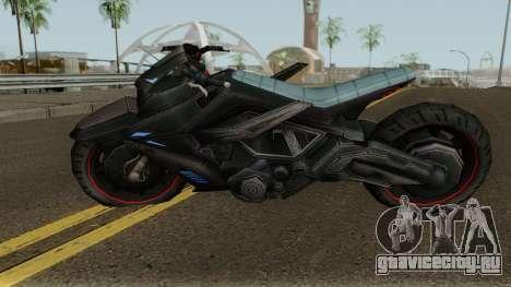 INJ2 CatWoman Motorcycle для GTA San Andreas