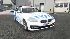 BMW 530d Touring Portuguese Police [replace]