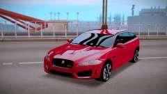 Jaguar XFR-S Sportbrake 2015 для GTA San Andreas