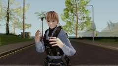 Ayane Police для GTA San Andreas