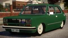 Fiat 147 для GTA 4