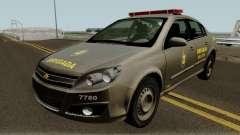Chevrolet Vectra Elite da Brigada Militar