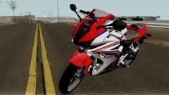 Honda CBR500R 2018 для GTA San Andreas