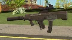 QCW-05 Knives Out K.O для GTA San Andreas
