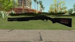 Mossberg 590 HQ для GTA San Andreas