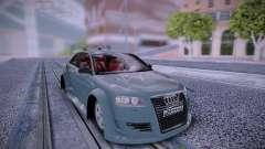 Audi A3 Rus Plates