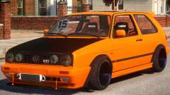 Volkswagen Golf Street для GTA 4