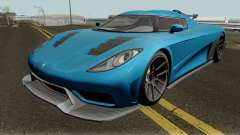Overflod Entity XXR GTA V IVF HQ для GTA San Andreas