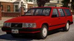 Volvo 940 Wagon US Spec