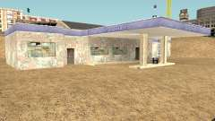 Doherty Garage - Retexture для GTA San Andreas