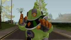 DBS God of Destruction Mosco для GTA San Andreas