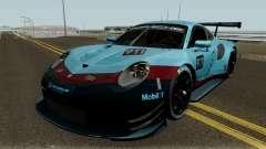 Porsche 911 RSR 2018