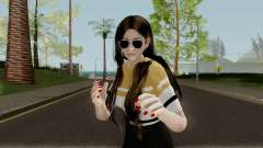 Mai Shiranui Korean Style 6 (Dead or Alive) для GTA San Andreas