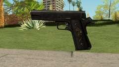 Colt M1911 New для GTA San Andreas