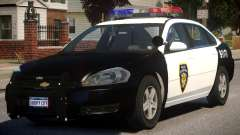 2012 Chevrolet Impala Police для GTA 4