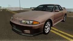 Nissan Skyline GT-R (BNR32) 1989 1.01 для GTA San Andreas