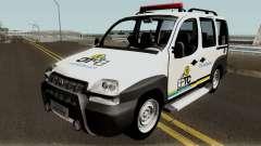 Fiat Doblo da EPTC для GTA San Andreas