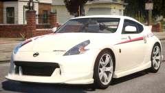 Nissan 370Z S-Tune V1.2 для GTA 4