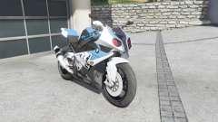 BMW HP4 2012 v1.1 для GTA 5