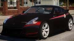 Nissan 370Z S-Tune V1.3 для GTA 4