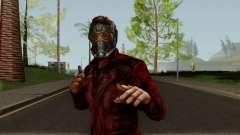 Marvel Future Fight - Star Lord (Infinity War) для GTA San Andreas