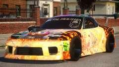 Mad Mike RX-7 PJ2 для GTA 4