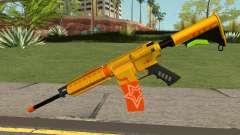 ROS-M4A1 Pew Pew Pew для GTA San Andreas