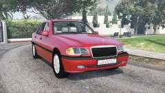 Mercedes-Benz C 230 (W202) 1997 [replace] для GTA 5