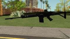 FN-FAL Black для GTA San Andreas