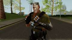 Cable (Deadpool 2) для GTA San Andreas