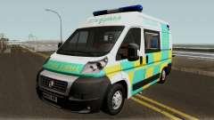 Fiat Ducato Geo Ambulance