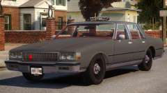 1985 Chevrolet Caprice Taxi