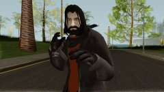 The Walking Dead Jesus Comic для GTA San Andreas