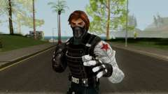 Winter Soldier From Marvel Strike Force для GTA San Andreas