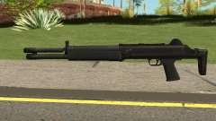 QBS-09 (Shotgspa) для GTA San Andreas