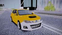 Subaru Impreza StanceWorks для GTA San Andreas