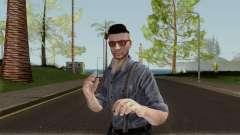 GTA Online: Hipster (Skin Random 7) для GTA San Andreas