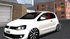 Volkswagen Fox 2P 2012 Com Som для GTA San Andreas