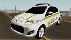 Fiat Palio da Radio Patrulha для GTA San Andreas