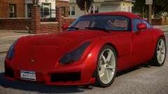 TVR Sagaris Experience Edition для GTA 4