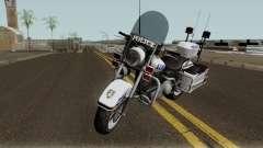 GTA TBoGT Police Bike для GTA San Andreas
