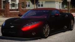 Spyker C8 Aileron Spyder V1 для GTA 4
