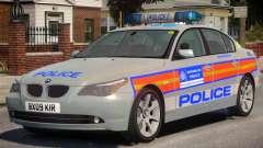 BMW 525D E60 Met Police