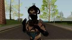 Assassin Kitana MKXM для GTA San Andreas