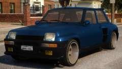 Renault 5 Stock для GTA 4