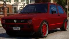 VW Golf GTI MK1 для GTA 4
