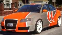 Audi RS4 PJ1 для GTA 4