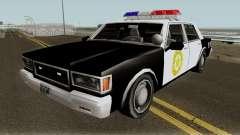 Springfield PD Cruiser