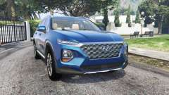 Hyundai Santa Fe (TM) 2018 для GTA 5
